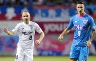 Torres 'mở tài khoản' giúp Sagan Tosu nhấn chìm đội của Iniesta