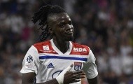 'Thần gió' Châu Phi tỏa sáng, Lyon đả bại Strasbourg