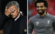 Thống kê: Mình Salah cân cả đội Man Utd