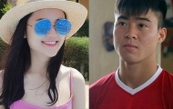 Mặc áo tắm, bạn gái Văn Toàn, Văn Thanh, Duy Mạnh 'hot' 100%