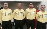 Trọng tài người Syria bắt chính trận U23 Việt Nam - U23 Hàn Quốc là ai?