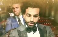 Khó chịu ra mặt, Mohamed Salah chưa quên mối thù bị Ramos triệt hạ