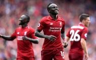 Không phải Salah, Sadio Mane mới là cầu thủ quan trọng nhất của Liverpool mùa này