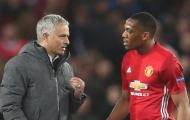 Mourinho nói gì khi Man Utd quyết giữ Martial?
