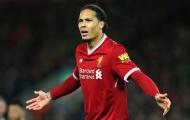 Van Dijk tiết lộ 'nỗi ác mộng' trong các buổi tập của Liverpool