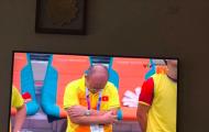 Sao Việt đồng loạt động viên Olympic VN sau thất bại trước UAE