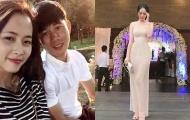 Tiếp lửa U23 Việt Nam, bạn gái Minh Vương tặng quà độc