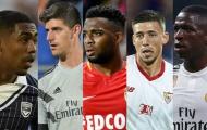 TỔNG HỢP chuyển nhượng của tất cả 20 CLB ở La Liga