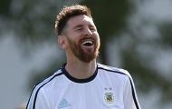 Messi có lẽ sẽ 'cười lớn' nếu đọc được những dòng chữ này
