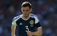CHÍNH THỨC: 'Máy chạy' của Liverpool trở thành tân đội trưởng tuyển Scotland