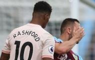 NÓNG: Rashford phá vỡ sự im lặng sau thẻ đỏ trước Burnley