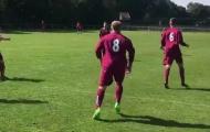 SỐC: Huyền thoại Man Utd nhận lời ra sân ở tuổi 43