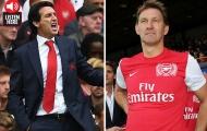 Bực mình Arsenal, huyền thoại buông lời 'giáo huấn' Emery