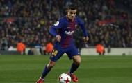 Coutinho hoàn toàn có thể lấp đầy khoảng trống Iniesta để lại
