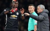 Hé lộ âm mưu cực SỐC của Pogba nhằm 'tiễn' Mourinho ra đường