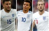 Top 10 ngôi sao xứng danh 'nhân tố bùng nổ' của tuyển Anh