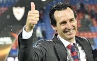 Chiều lòng Emery, Arsenal sẽ chiêu mộ 'lão tướng' 30 triệu Euro?