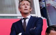 XONG: Van der Sar chính thức trả lời M.U về vị trí Giám đốc thể thao