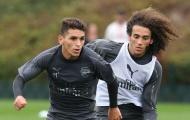 Guendouzi TIẾT LỘ bí quyết đẩy Torreira lên ghế dự bị Arsenal