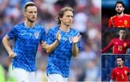 01h45 ngày 12/09, Tây Ban Nha vs Croatia: Đại chiến giữa các siêu tiền vệ