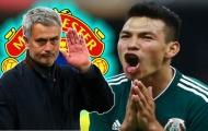 Mourinho thèm khát sao World Cup, Man Utd ngay lập tức hành động?