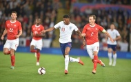 Chấm điểm Anh: Thụy Sĩ chỉ thua mỗi Rashford