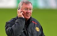 'Sir Alex gọi cho tôi nhưng tôi đáp: 'Xin lỗi, tôi sẽ đến Arsenal'