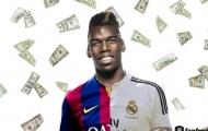 TIẾT LỘ: Lời hứa gây sốc của Raiola với Pogba trước khi về lại M.U