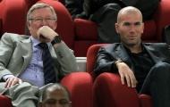 Điểm tin tối 13/09: Zidane chờ cuộc gọi từ M.U; Man City chốt 'bom tấn' 200 triệu