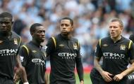 5 ngôi sao bạn không nghĩ đã từng chơi bóng tại Man City