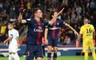 Highlights: PSG 4-0 St Etienne (Vòng 5 Ligue 1)