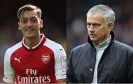 NÓNG: Đã rõ ý định chuyển nhượng Ozil của Mourinho