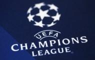 Danh sách đăng kí cầu thủ tham dự Champions League 2018/19