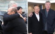 HLV Park Hang-seo háo hức được chạm trán Guus Hiddink