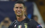 Ronaldo bật khóc nức nở sau khi bị đuổi khỏi trận Valencia