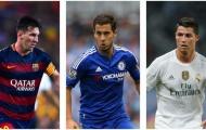 Đây là 4 cầu thủ hay nhất thế giới hiện tại