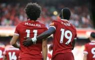 Góc Liverpool: Salah sa sút, Mane ích kỷ,... tất cả đều nằm trong kế hoạch