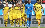 Pulisic tỏa sáng, Dortmund hòa 'hú vía' Hoffenheim