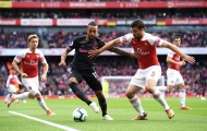 Arsenal chỉ còn đúng 2 trung vệ sau trận Everton