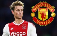 Người trong cuộc tiết lộ vụ Manchester United hỏi mua sao 71,5 triệu bảng của Ajax