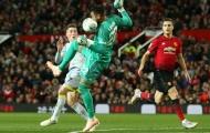 5 điểm nhấn Man United 2-2 Derby (pen 7-8): Ác mộng mang tên 'Liverpool'