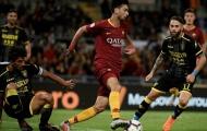Serie A đêm qua: AS Roma dạo chơi và Benevento Calcio thứ hai xuất hiện