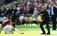 'Mourinho chờ M.U sa thải khi sử dụng cầu thủ này'
