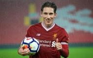 Harry Wilson: Hậu duệ Torres, tương lai của Liverpool