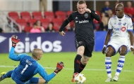 Rooney lập cú đúp, DC United hủy diệt đối thủ không thương tiếc