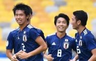 U16 Nhật Bản thẳng tiến vào bán kết, giành vé dự World Cup