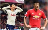 """5 ngôi sao có thể thay thế Sanchez tại M.U: """"Ronaldo châu Á""""- Con gà đẻ trứng vàng"""