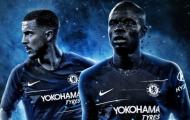 Chelsea và kế hoạch giữ chân 2 cột trụ chủ chốt: Thành bại tại Sarri