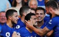 Chelsea đón nhận 3 cú hích lực lượng trong giai đoạn căng thẳng