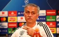 Đã không còn lối đi nào cho Jose Mourinho